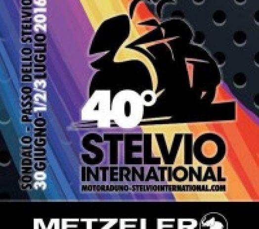 40° Motoraduno Stelvio International Metzeler